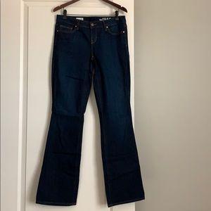 Gap 1969 Perfect Boot 29L Jeans